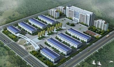 石家庄工业园区规划