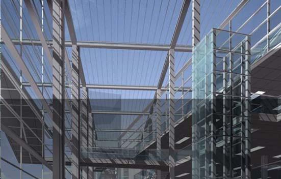 建筑空间灵活多变